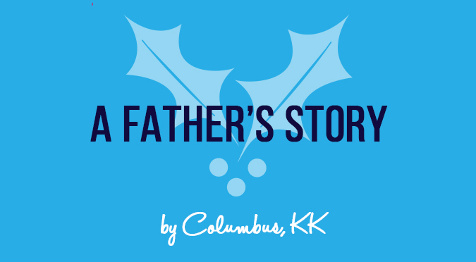 A Father's Story by Columbus