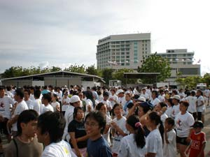 Sutera Harbour 7K Run for Charity